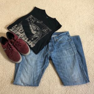 Levi's 514 Men's Jeans